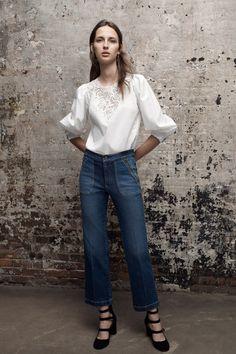 Rebecca Taylor Pre-Fall 2016 Collection Photos - Vogue