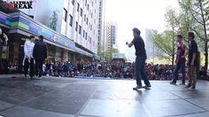 Morning Of Owl v MB Crew / TOP16-1 / FreeStyle Session 2013 Korea / Allt...