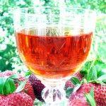 Receita de Licor de Morango - Receitas Já, rapidas, faceis e simples Culinária