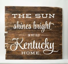 Custom Large Pallet Art Quote 40x40 by pixelsandwood on Etsy
