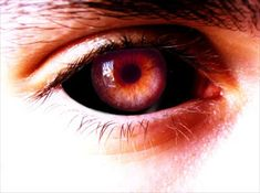 Black and Red Eyes | What color eyes would you love to have??