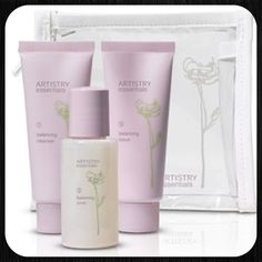 A & B Mini Travel Skin Care Goodie Bag from Artistry