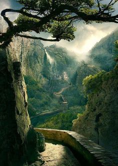 """A Grande Muralha / The Great Wall, China """"Certainly, travel is more than the seeing of sights; it is a change that goes on, deep and permanent, in the ideas of living. Places Around The World, The Places Youll Go, Places To See, Around The Worlds, Beautiful World, Beautiful Places, Beautiful Scenery, Beautiful Beautiful, Stunning View"""