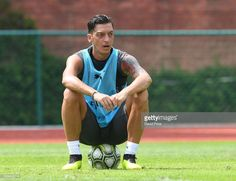 Mesut Ozil fell ill shortly after a tactical conversation with manager Unai Emery, in which the Arsenal manager reportedly told the German. Saturday Pictures, Sport Football, Soccer, Conversation, Sick, Positivity, Train, Seasons, Futbol