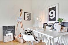 Les petites surfaces du jour : un deux pièces classique au style scandinave - PLANETE DECO a homes world