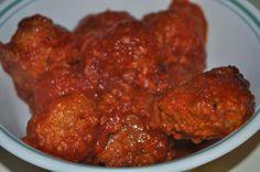 Crockpot Meatballs Recipe #2