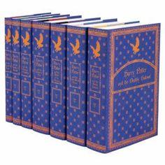 Harry Potter Book Sets in Custom Jackets - Juniper Books