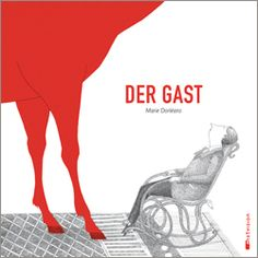 """""""'Der Gast' ist eine Bildergeschichte, die ich allen jungen Menschen nur empfehlen kann. Das Buch eignet sich perfekt zum Vorlesen und Bestaunen!"""", Rezension zu Marie Dorléans: 'Der Gast' bei fremde Welt"""