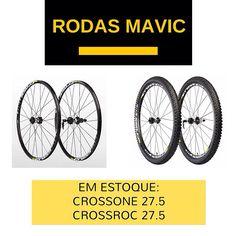 Essa semana os produtos MAVIC estão em destaque no nosso site! Dentre eles, os tão desejados jogos de roda 27.5 que são sinônimos de versatilidade, mobilidade em vários tipos de terreno, desempenho, durabilidade e resistência. #MAVIC #roda #crossone #crossroc #mountainbike #bikeshop #BikeVillage