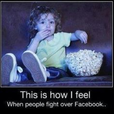 totally me today as i read thru all the comments over chic-fil-a and their gay marriage opinion !