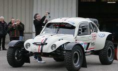 Dakar rally Beetle bug