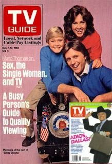 TV Guide - Never knew what to watch without checking the TV Guide first!
