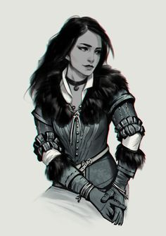 Yennefer of Vengerberg Yennefer Witcher, Yennefer Of Vengerberg, Witcher Art, The Witcher Book Series, The Witcher Books, Character Inspiration, Character Art, Character Design, Kanan And Hera