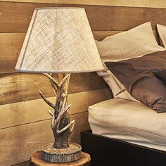 Επιτραπέζιο φωτιστικό σε μπεζ χρώμα CHALET TL1 IDEAL LUX Beige Table Lamps, Lighting, Design, Home Decor, Accessories, Antler Lamp, Rustic Style, Plastic Resin, Bedside Lamp