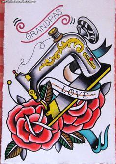 Diseño de lesharroyo  #tatuajes #tattoos