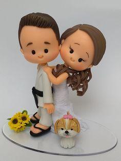 Balloon Wedding, Wedding Doll, Entrepreneur Ideas, Dolls, Disney Princess, Disney Characters, Diy Crafts Home, How To Make Crafts, Apron Tutorial