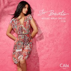 CAbi St Barth's Collection....Just got it!  I can't wait to wear this dress!!