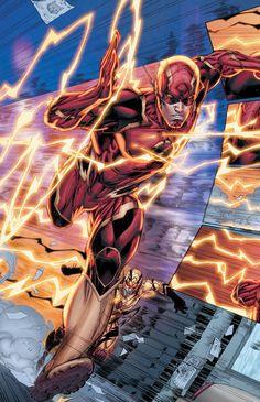 (The Flash #42, 2015) - Brett Booth