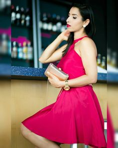 Never let anybody dull your sparkle  Shine bright in this @missa_more_clothing Dress  . . . . . . #red #dresses #cocktails #club #luxurylife #travel #indiantravelblogger #whatiwore #lookbook #ootd #girls #happiness #photooftheday #photography #picoftheday #best #bestfriends #college #school #instalike #instago #instagood #yummy #delhi #mumbai
