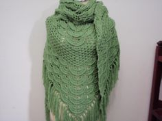 New Crochet shawl for sale 65$