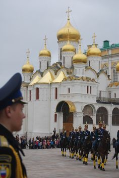The Kremlin, Moscow - Steve Thomas