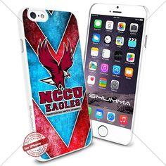 "NCAA North Carolina Central Eagles iPhone 6 4.7"" Case Cover Protector for iPhone 6 TPU Rubber Case White SHUMMA http://www.amazon.com/dp/B0175LDU26/ref=cm_sw_r_pi_dp_Mhpuwb0RPJKYG"