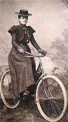 lady on her bicykle (H A T S C H I B R A T S C H I) Tags: old ladies woman bike bicycle lady vintage bicycling women femme oldphoto oldtimer biker bicyclist velo fahrrad bicykle vintagephoto vintagebicycle fotographie waffenrad veloancien oldtimerfahrrad fahrradoldtimer vitagebicycle