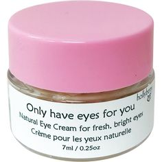 Only have eyes for you - Eye Cream Red Raspberry Seed Oil, Natural Eye Cream, Natural Eyes, Chamomile Oil, Pineapple Fruit, Theobroma Cacao, Seed Butter, Eyes