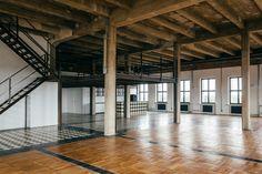 Funkhaus Berlin: PENTHOUSE