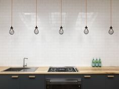 Bespoke Kitchen by Studio MacLean www.studiomaclean.com