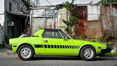 Fiat X1/9 | by Rupert Procter