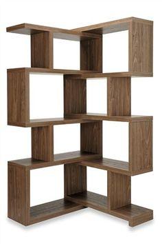 Buy Mode® Walnut Extending Corner Shelf from the Next UK online shop
