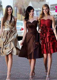 vestidos para dama de honor - Buscar con Google