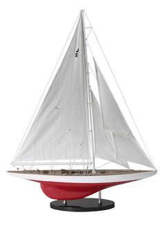 1937 America's Cup J Yacht Ranger