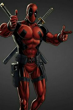Simple Deadpool Guidelines To Help You Dress To Thrill