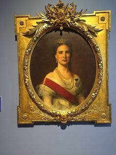 Pamela Hubert.  Carlota 1867. Autor: Santiago Rebull.