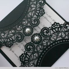 lovely wedding | Lovely Lace Nigerian-wedding-lace-envelopes-for-invitation-cards-10 ...