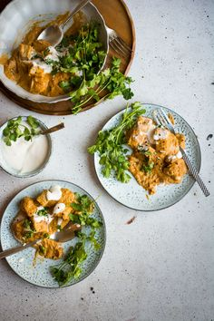 A rich, mango curry with tofu. Bursting with fresh, fruity flavour and deep spice