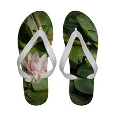 Water Lily Sandals