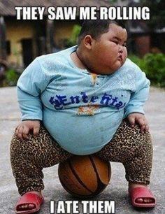this poor fat Asian..always on some kind of joke haaa