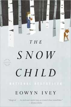 The Snow Child by Eowyn Ivey.  A wonderfully written, grown-up fairy tale.