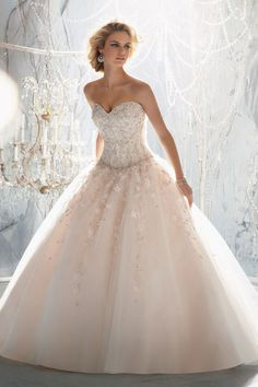 wedding dress wedding dresses maybe this is good as a ball room gown, but I wouldn't want to get married in it! :/