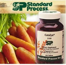 Catalyn was the first product from Standard Process. It supplies multiple vitamins and minerals for complete, complex nutritional supplementation, is designed to bridge nutritional gaps in the diet, encourages healthy cell functioning, and supports overall well-being.