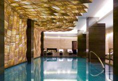 ESPA Istanbul  A spa in Istanbul by HBA reinterprets the traditional Turkish bath