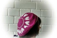 Mütze,Slouch, Beanie mit Herz Baumwolle von ULeMo`s  Mützen, Hüte, Taschen und mehr auf DaWanda.com