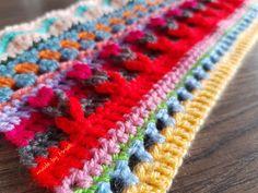 Wat haak ik tijdens een (haak)dipje? – made by Mriek Friendship Bracelets, Blanket, Crochet, Ideas, Ganchillo, Blankets, Cover, Crocheting, Thoughts