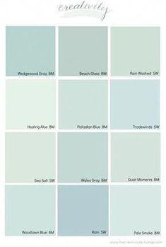 Benjamin Moore Wedgewood Gray Color Spotlightwarm Blue Paint Colors For Living Room Best Kitchen Cabinets Best Blue Paint Colors, Light Grey Paint Colors, Blue Green Paints, Wall Colors, Gray Color, Paint Colours, Beachy Paint Colors, Behr Colors, Coastal Colors