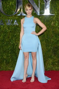 Beth Behrs, 2015 - The Most Stunning Tony Awards Looks of All Time - Photos