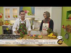Samira TV: طريقة تحضير فطائر تركية مع سارة وفارس جيدي - YouTube