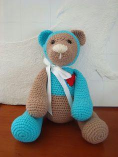 perzl-Puppen: Crochet HandMade
